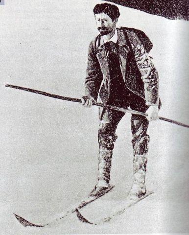 - (skifahren, Ski, Wort)
