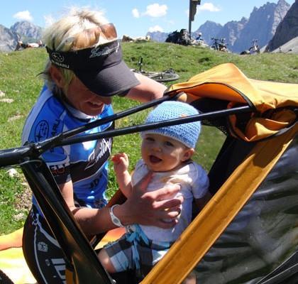 - (Fahrradanhänger, Kinder Anhänger, Fahrrad Kinder)