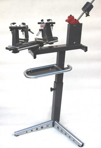Stringway ML 120 - (Tennis, Schlägerbespannung, Bespannmaschine)