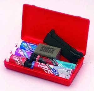 Swix Wachsset Plastikbox  - (Sport, Langlauf, Langlaufen)