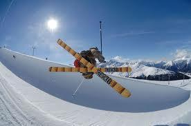 Freestyling - (Sport, skifahren, Ski)