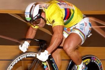 Radsprinter - (Muskelaufbau, welche Sportart)