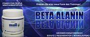 Beta Alanin Pulver beste Qualität - (Kreatin, Wirkung, Beta Alanin)