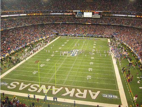 Arkansas, Razorbacks - (Basketball, Football, American Football)