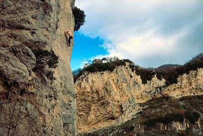 Klettern an der Amalfiküste - (Sportklettern, Urlaub, sporturlaub)