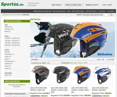 Skihelme online - (skifahren, Ski, Snowboard)