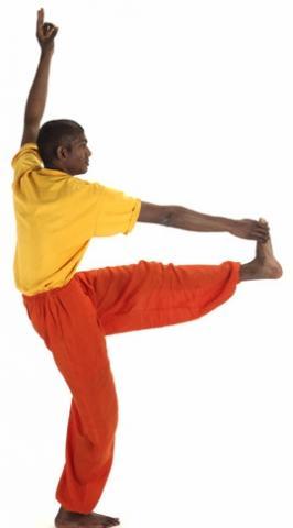 Bilduntertitel eingeben... - (Yoga, Koordination, gleichgewicht)