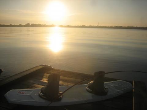 Urlaub und Wasserski bei Barefoot Etc USA - (Wassersport, Wasserski, Voraussetzungen für Wasserski)