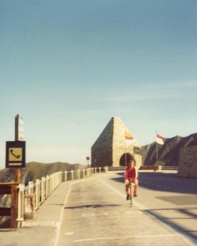 Im Jahr 1975 Fuschertörl - (Mountainbike, Wettkampf, Kleidung)