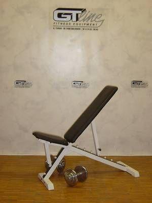 Trainingsbank Gym 80 - (Krafttraining, Sport, Fitness)