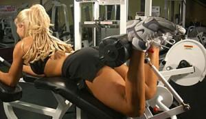 Bild 3 - (Muskelaufbau, Oberschenkel)