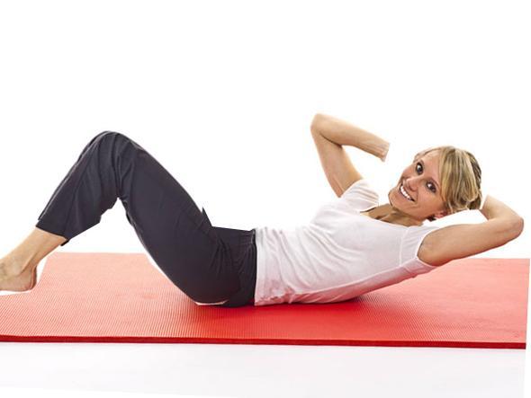 Bild 2 - (Training, Muskeln, Übungen)