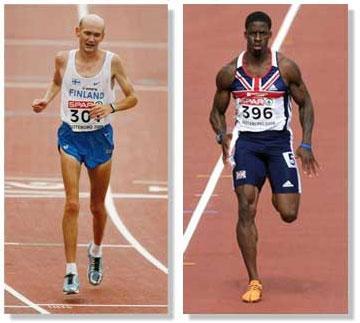 Ausdauerläufer vs. Sprinter - (Fussball, Sprint, Schnelligkeit)