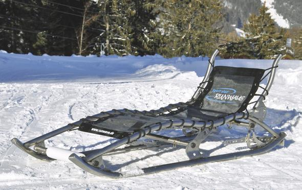 Sportrodel Runwave - (Training, skifahren, Ski)