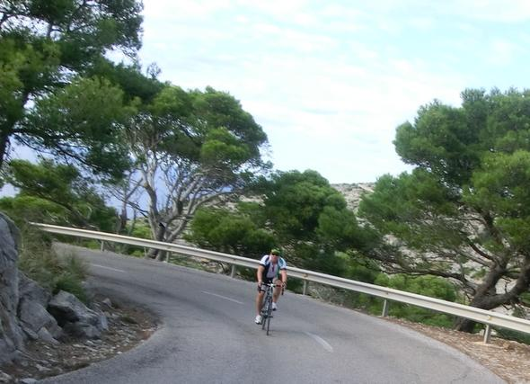 Mit Freunden unterwegs auf Mallorca - (Rennrad, Radhose, radbekleidung)