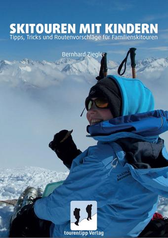 Skitouren mit Kindern - Buch - (Wintersport, Skitouren, Skitour)