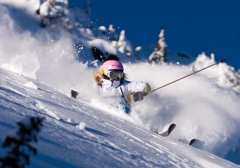 Bilduntertitel eingeben... - (skifahren, Ski, Skihalle)