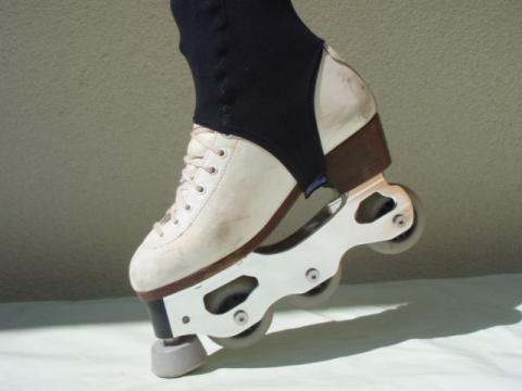 Bilduntertitel eingeben... - (Trainingsplanung, inline skates, Eislaufen)