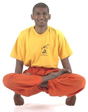 wann lernt man im yoga den lotussitz hatha yoga. Black Bedroom Furniture Sets. Home Design Ideas