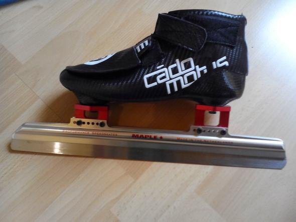 Shorttrackschlittschuhe - (Eislaufen, Eisschnelllauf, Shorttrack)