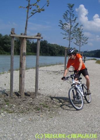 Kurventechnik - (Mountainbike, Übungen, MTB)