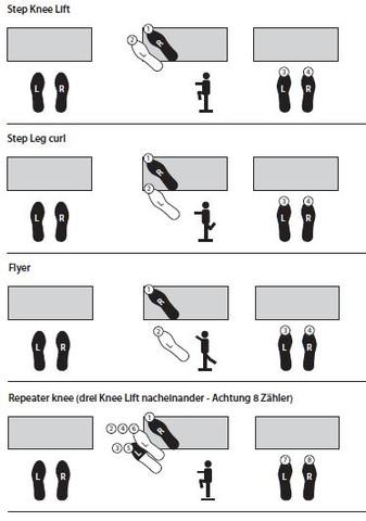 Step Aerobic 2 - (Stepper, step, step aerobic)