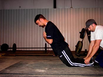 Bild 4 (Hamstringtraining) - (Training, Fussball, Ausdauer)