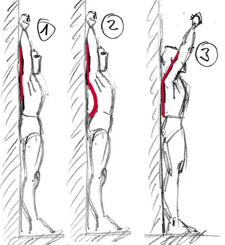 Gelenkigkeit im Schultergürtel - (Turnen, Schweizerhandstand)
