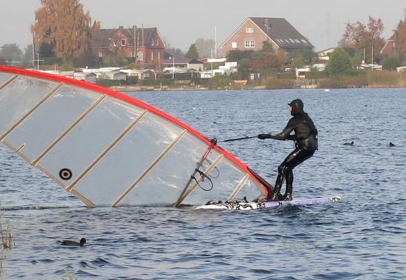 Windsurfen lernen - (Wassersport, surfen, Segeln)