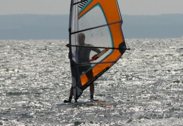 wwindsurfen anleitung anfänger - (surfen, Windsurfen, Anfängersegel)