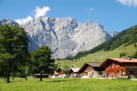 MTB Paradies Tiroler Karwendel bei Schwaz - (Mountainbike, Rennrad, Radtour)