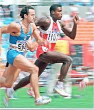 Lewis Mennea - (Sport, Sprint)