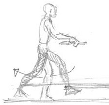 Bild 2 - (Hohlkreuz, körperhaltung, Rundruecken)