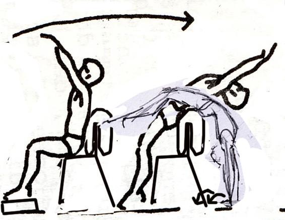 Bild 2 - (arm, Flick Flack, Hilfestellung)