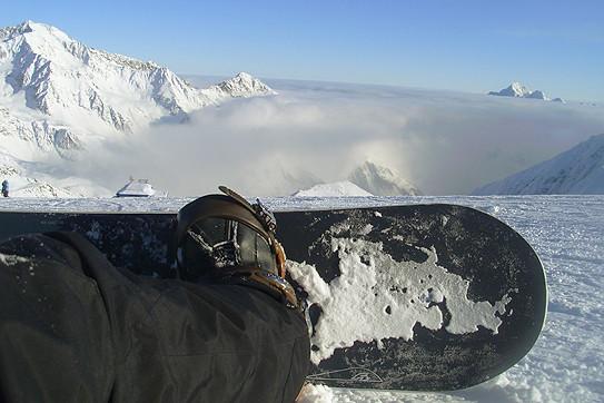 - (Anfänger, Snowboard, Kurs)