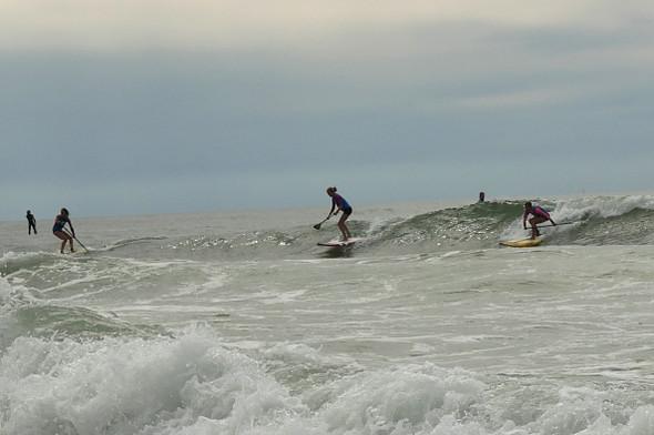 wellenreiten Sylt - (surfen, wellenreiten, gleichgewicht)