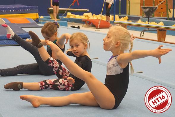 Gymnastik oder Rhytmische Sportgymnastik? (Sport)