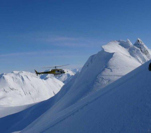 Heliskiing Alaska - (Heliskiing, Preis Heliskiing)