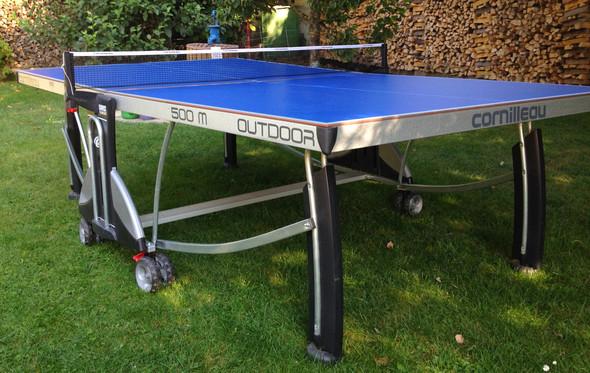 Cornilleau 500M Outdoor - (Tischtennis, tischtennisplatte, Pingpong)
