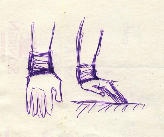 - (Turnen, bandagen)