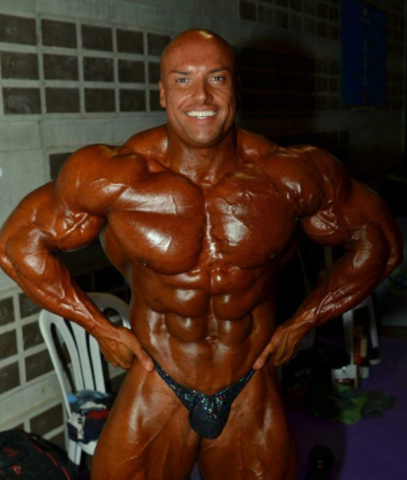 - (Sport, Bodybuilding)