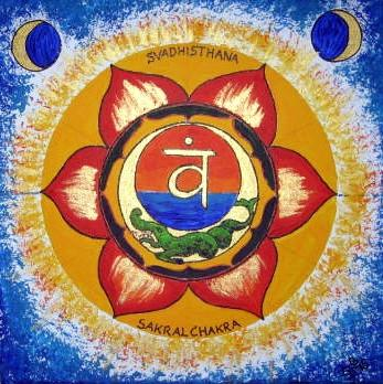 Das 2. Chakra - (Yoga, asanas, Chakra)