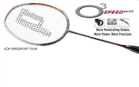 Princeschläger - (Badminton, Schläger, Badminton-Schläger)