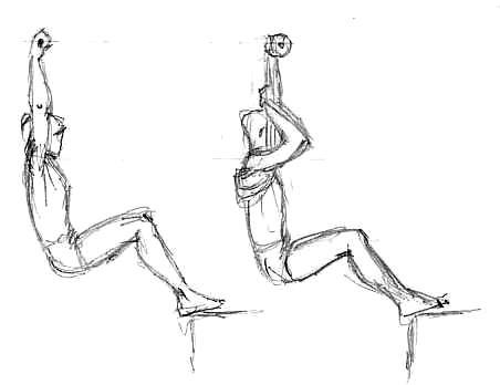 Bilduntertitel eingeben... - (Fitness, Gesundheit, Rückenübungen)