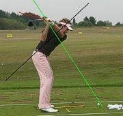 - (Golf, Golfsport, Schlagtechnik)
