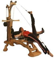 - (Fitnessstudio, Gerät, Trainingsgerät)