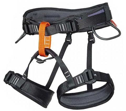 klettergurt - (klettern, Ausrüstung, Sicherheit)