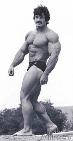 Mike Mentzer - (Ernährung, fett, Körperfettanteil)