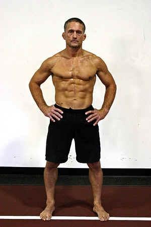 Steve Maxwell - (Ernährung, fett, Körperfettanteil)