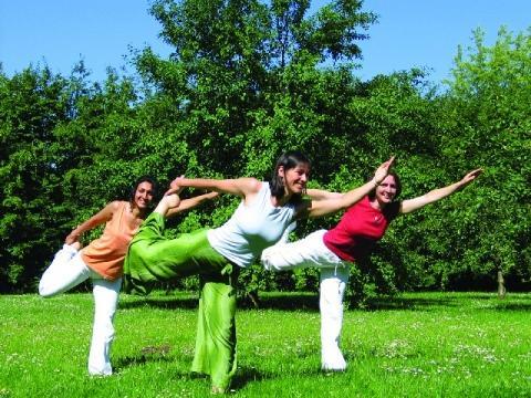 Yoga - (Ausdauer, Yoga, Aerobe Ausdauerleistungsfähigkeit)